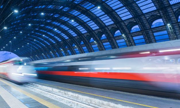 Österreich führend bei Investitionen Bahn