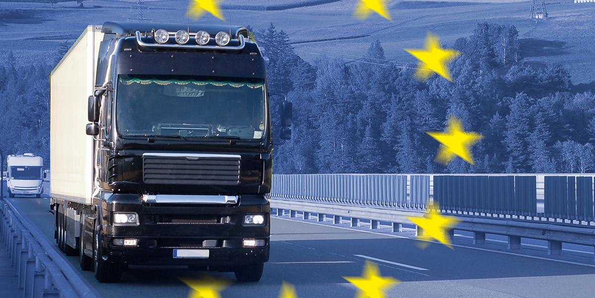 EU standardisiert CO2-Effizienz schwerer Nutzfahrzeuge