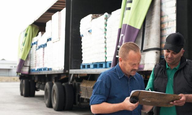 Sicherheit in der Logistik – Digitalisierung der Lieferkette