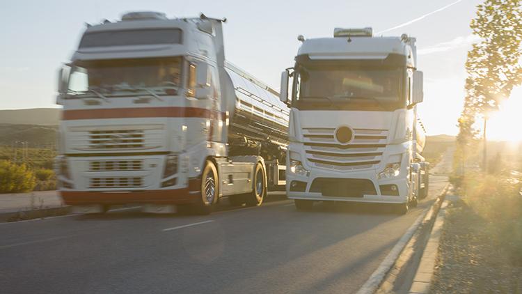 Schwerverkehrskontrollen nach europaweit einheitlichen Regeln