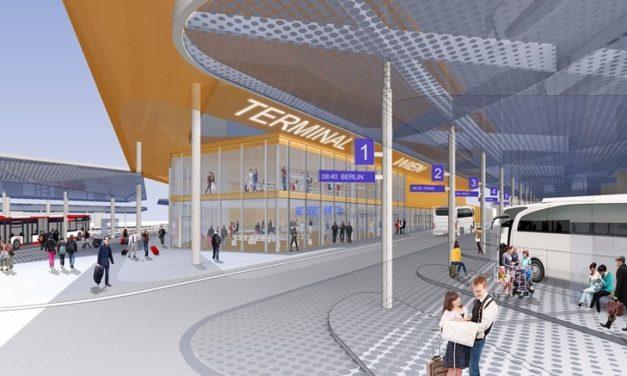 Busterminal auf zwei Etagen für Wien geplant