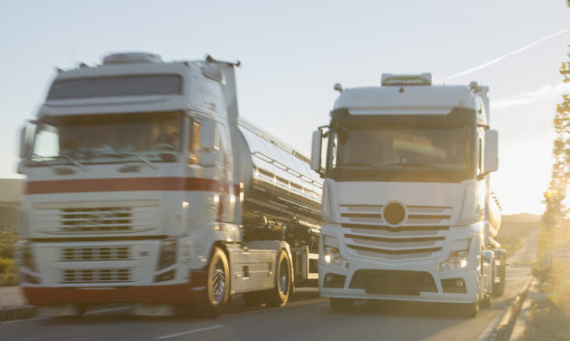 Für Lkw-Lenker plus 2,7 Prozent mehr Lohn