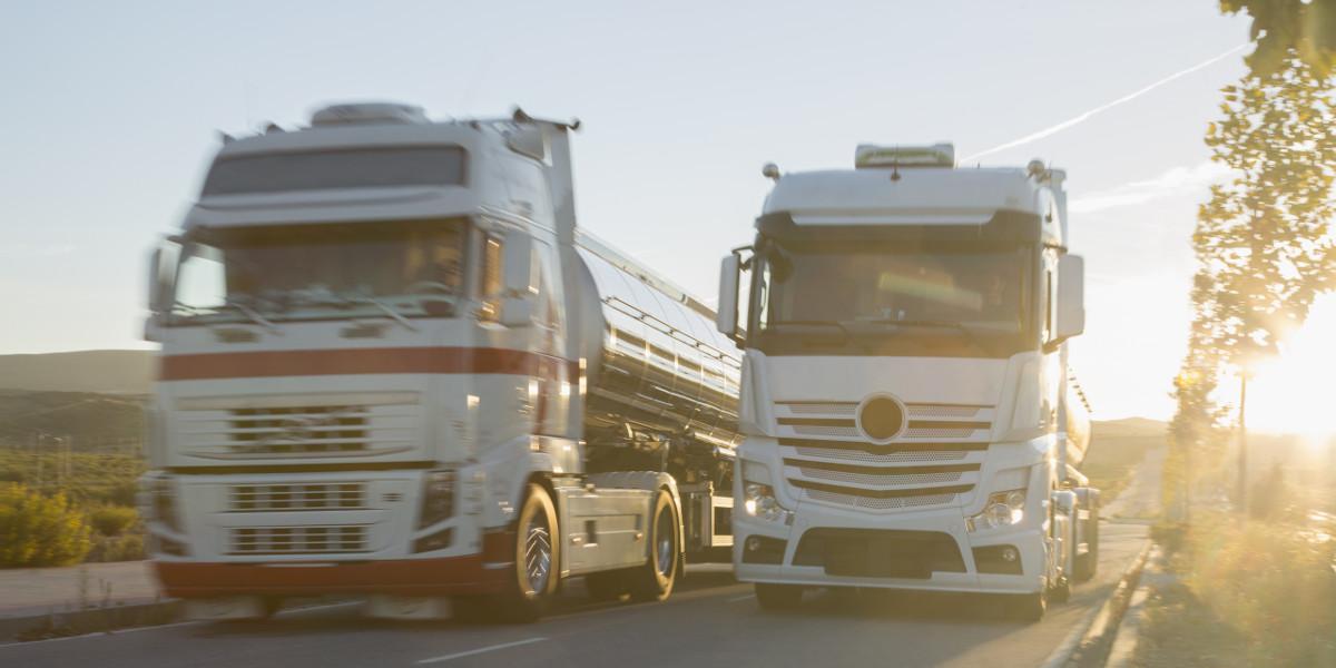 Leistungsbereich des Fachverband Güterbeförderung