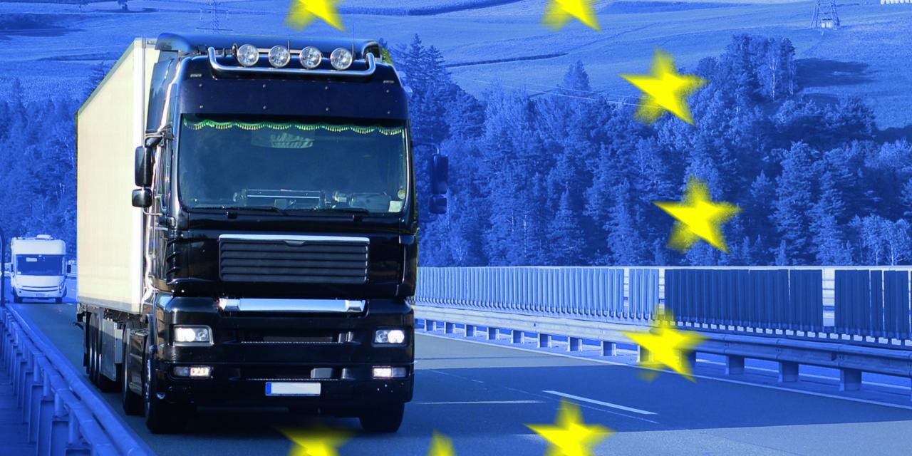 """Europäisches Straßentransportgewerbe wehrt sich gegen von Tirol vorgesehenes """"AntiTransitPaket"""""""