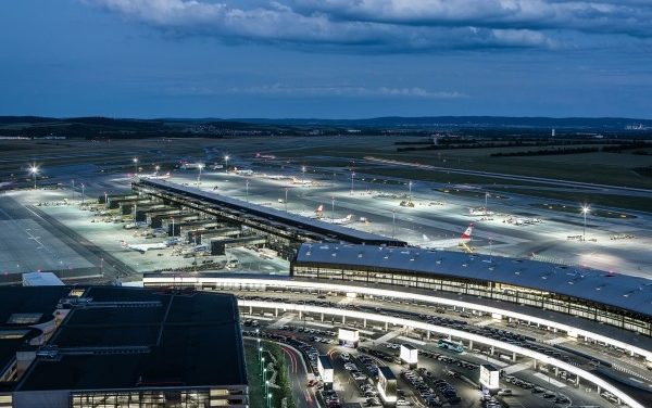 Flughafen Wien mit massivem Passagier-Minus im Jahr2020