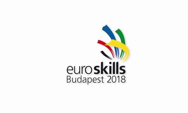 EuroSkills 2018 in Budapest — Spediteure erstmalig dabei