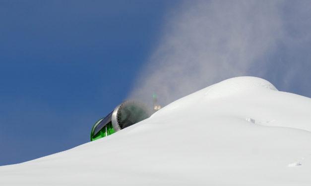 Schnee-Wiederverwendungs-Projekt beachtet Umweltschutz