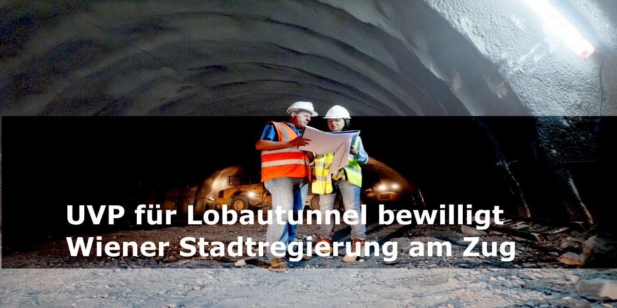 """Ja zum ökologisch <span class=""""amp"""">&</span> wirtschaftlich sinnvollen Infrastrukturprojekt Lobautunnel"""
