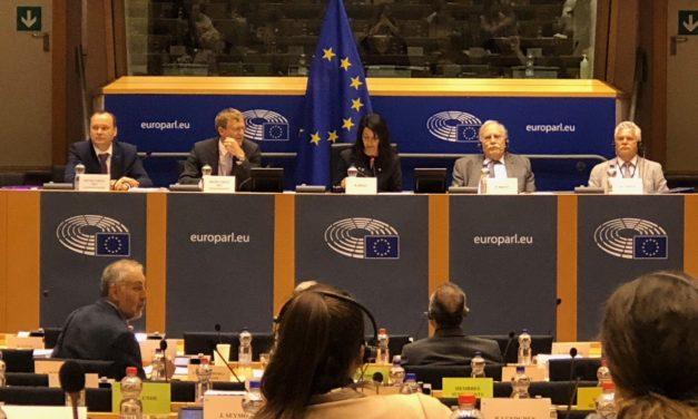 Forderungen der österreichischen Verkehrswirtschaft in Brüssel klar angesprochen