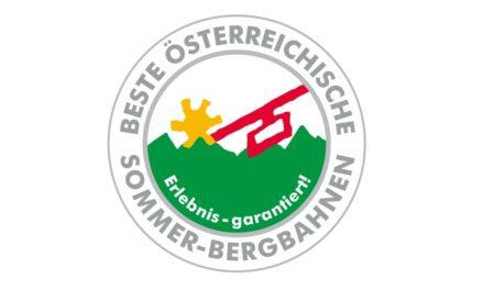 5 neue Mitglieder bei den Besten Österreichischen Sommer-Bergbahnen