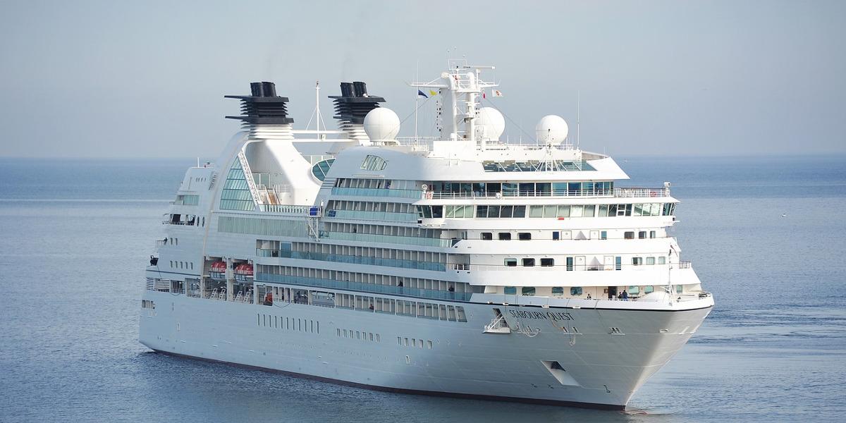 Seeschiffe verringern den Ausstoß von Schwefeloxiden