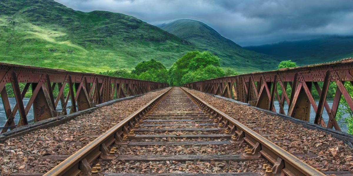 Grüne Investitionsmöglichkeiten für die Schiene