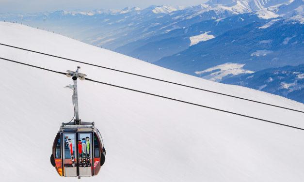 Im Nightjet zum Schnee als Bahn-Ski-Angebot ausgebaut