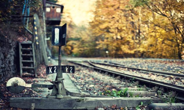 Bahn steuerlich nicht aufs Abstellgleis stellen