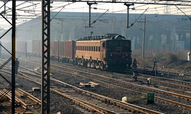 ÖBB-Güterzug in 10 Tagen von China bis nach Ungarn