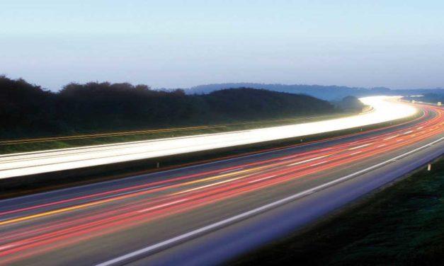 Langgutfuhren dürfen auf Autobahnen 80 km/h fahren