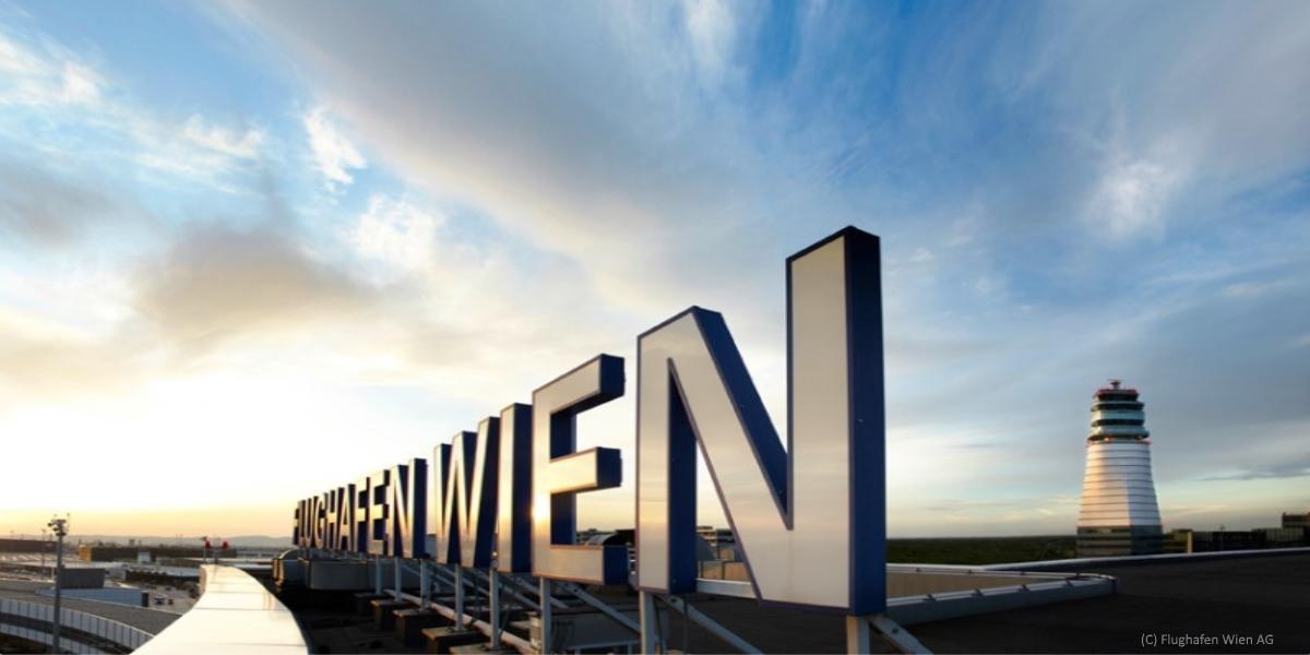 Flughafen Wien mit Top-Qualitätsbewertung