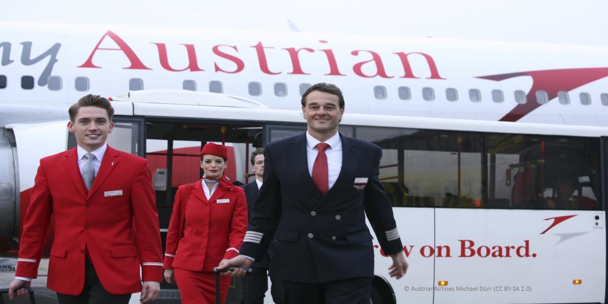 Kollektivvertrag für Austrian-Bordpersonal mit Fahrplan bis 2022
