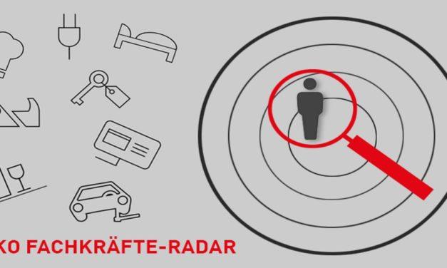 Fachkräfte-Radar der WKO liefert regionale Daten (klicken)
