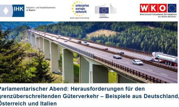 Europa und die Herausforderungen im Güterverkehr
