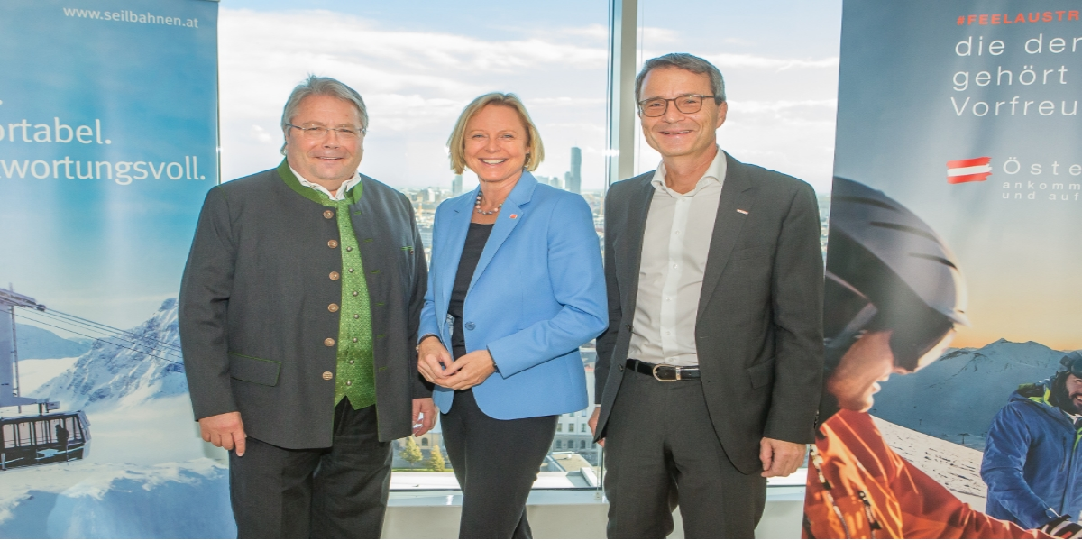 Österreichs Tourismus gut gerüstet für die Wintersaison 2018/19