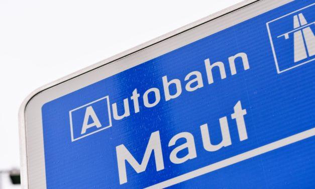 Autobahnvignette 2020 ist himmelblau