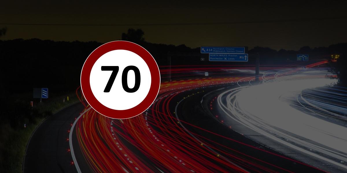 Nacht-70er für Lkw ist Schritt in die richtige Richtung
