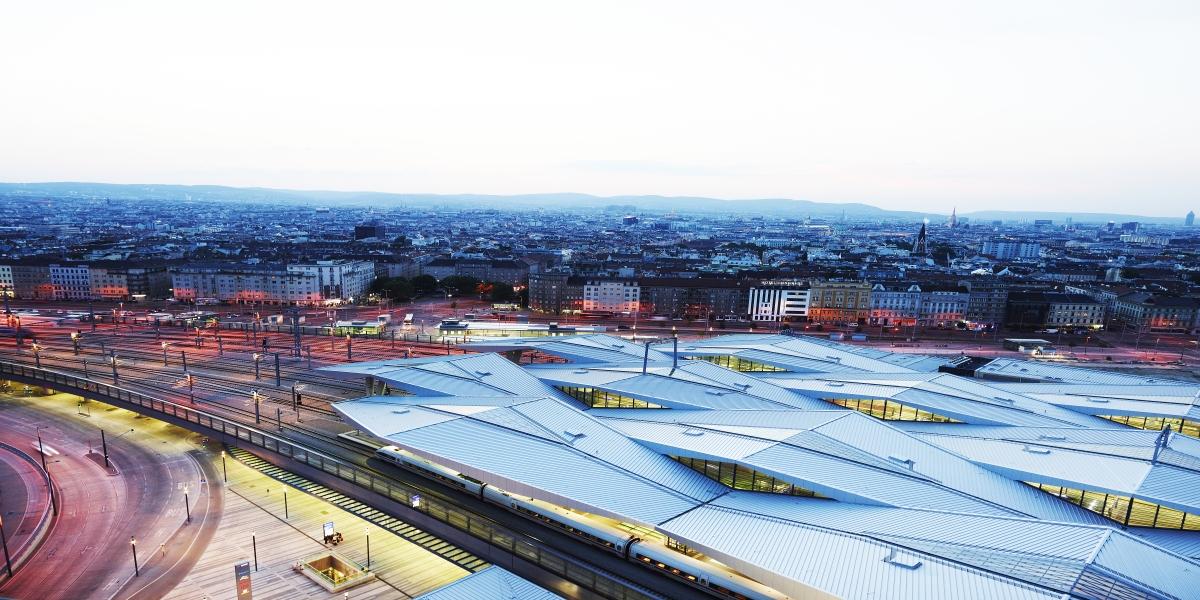 100 Prozent Grünen Strom für ÖBB-Eisenbahnen und Gebäude