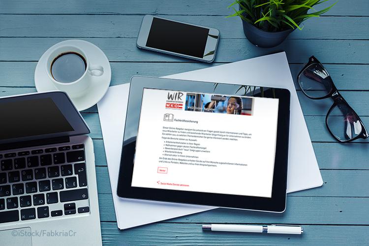 WKO Online Ratgeber informieren zu Verkehrsfragen