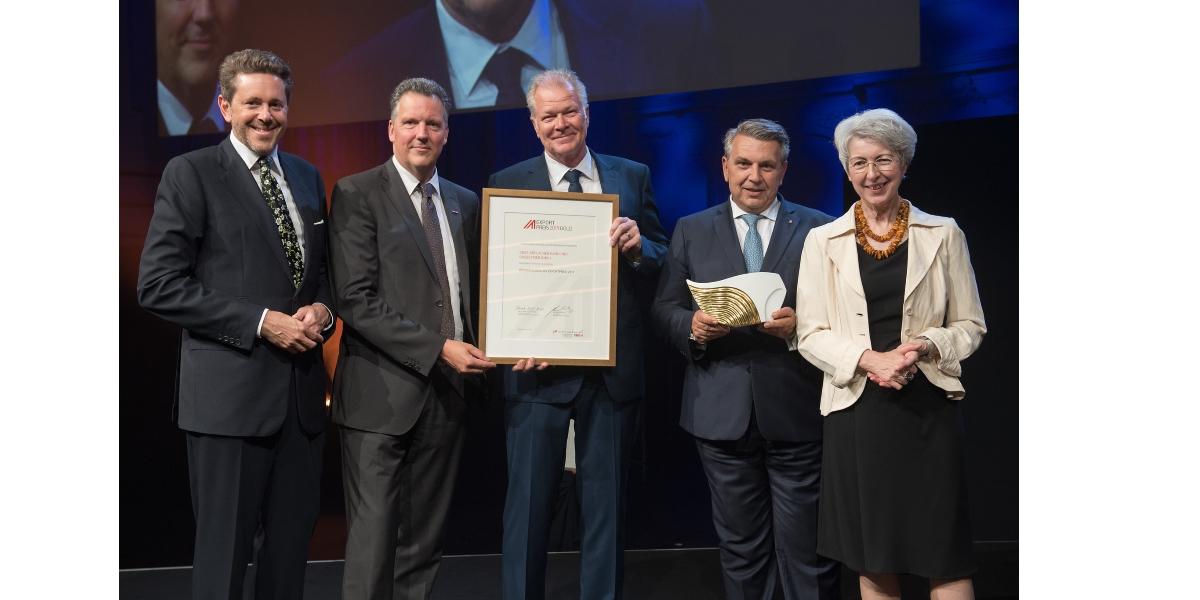 Herausragende Preisträger beim Exportpreis 2019