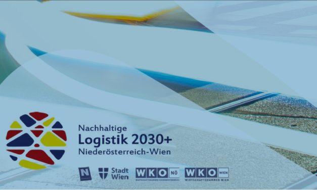 Projekt Nachhaltige Logistik 2030+ Wien/NÖ ausgezeichnet