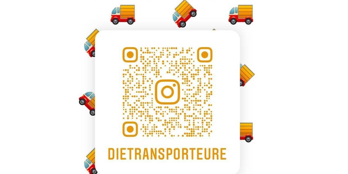 Die Transporteure auch auf Instagramaktiv