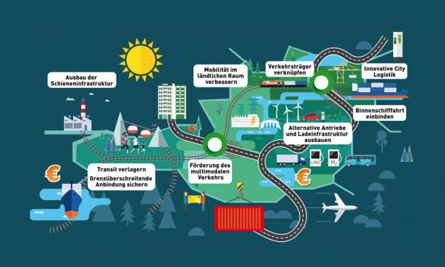 Mobilitätsmasterplan der WKÖ fordert Schienenkapazitätsausbau
