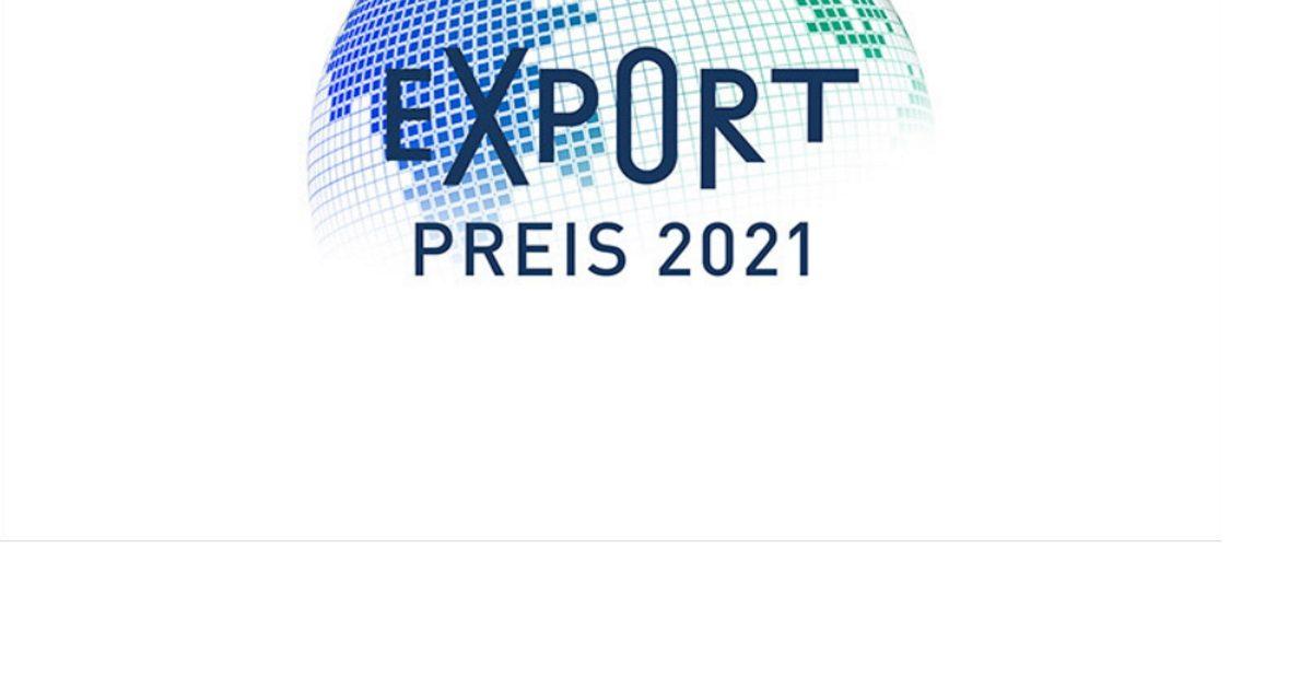 Bei Exportpreis 2021 einreichen bis 22. Februar2021