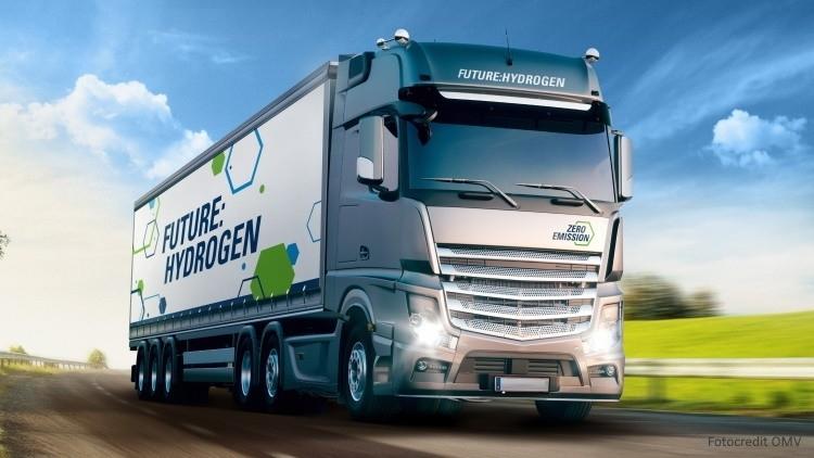 Wasserstoff lukriert im Strassengüterverkehr neue Potentiale